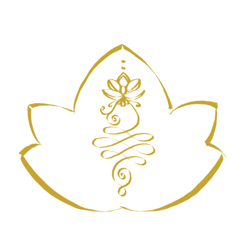 logo soulpursuits, unalome, enlightenment symbol