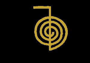 reiki symbol golden